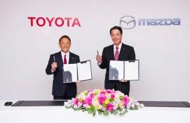 Mazda dan Toyota Dirikan Joint Venture di AS, Pabrik Beroperasi Mulai 2021