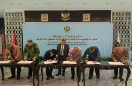 Satu Perusahaan Tertunda, Kementerian ESDM Amendemen 6 Kontrak Karya