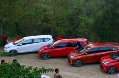 Gaikindo: Toyota Calya Terlaris di Segmen LCGC
