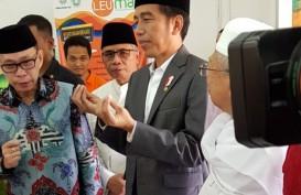 Presiden Jokowi Luncurkan Ritel Modern LEU Mart