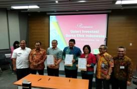 BEI Resmikan Galeri Investasi Emiten Pertama di Indonesia