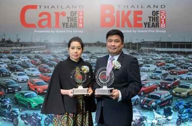 BANGKOK MOTOR SHOW 2018: Dua Mobil Nissan Raih Thailand Car of the Year