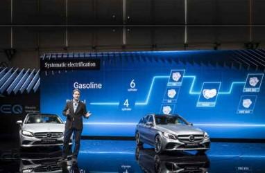World Premiere di GIMS 2018, Dua Model Mercedes-Benz Menandai Penyatuan Teknologi Hibrida pada Mesin Diesel