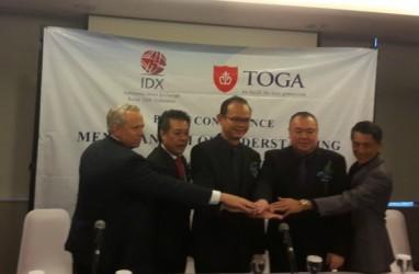 Perusahaan Digital Toga Limited Berminat Dual Listing di BEI