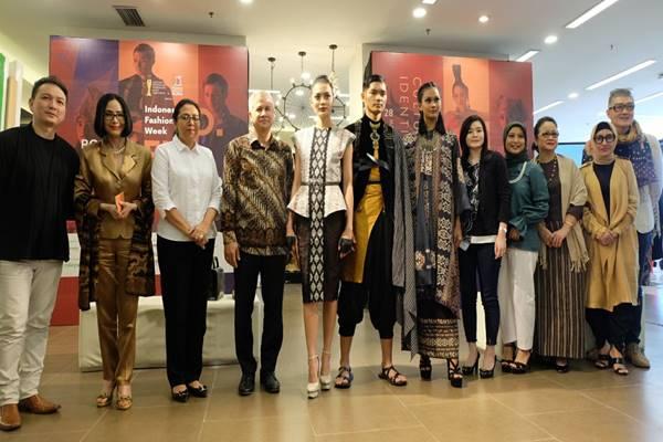 Road Show menuju IFW 2018, di Fashion Legacy, Kemang, Kamis (15/3/2018). - JIBI/Nur Faizah al Bahriyatul Baqiroh