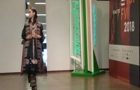 Indonesia Fashion Week 2018, Para Model Cantik akan Dibalut Busana Corak Daerah