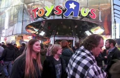 Toys R Us Tutup Seluruh Gerai di AS