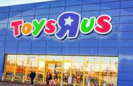 "Toys ""R"" Us Bangkrut"