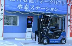 Toyota Percepat Penggunaan Hidrogen di Pabrik