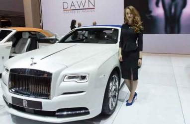 World Premiere di GIMS 2018: Aero Cowling, Transformasi Rolls-Royce Dawn
