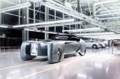 Rolls-Royce Lanjutkan Agenda Mobilitas Mewah Masa Depan 103EX