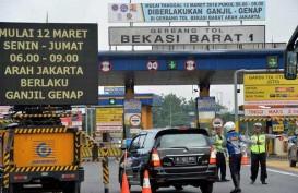 Menhub: Tiga Kebijakan Pintu Tol Bekasi Cukup Berhasil