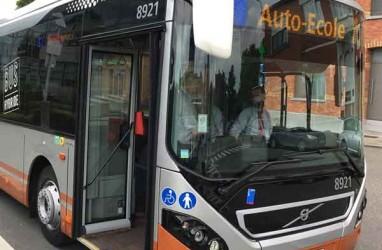 Volvo Catat Penjualan Bus Listrik Lebih Dari 4.000 Unit