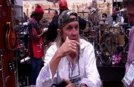 Persembahan Jaguar Greatest Hits XJ untuk Drummer Iron Maiden