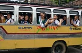 Yuk, Lihat Bus Tempo Dulu di Pameran Classic N Unique Bus 2018