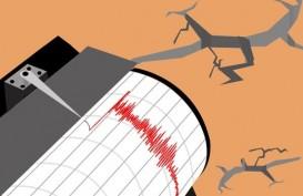 Gempa 5,2 SR Guncang Banten, Goyangan Terasa Hingga Jakarta