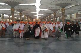 Gelang Jamaah Haji Dilengkapi QR Code