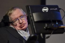 Dua Pekan Sebelum Kematiannya, Stephen Hawking Prediksikan…