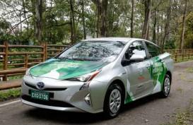 Toyota Pamerkan Prototipe Mobil Bahan Bakar Fleksibel Hibrida di Brasil