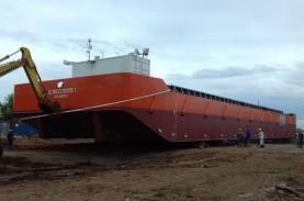Rukindo Operasikan 2 Kapal Keruk Baru