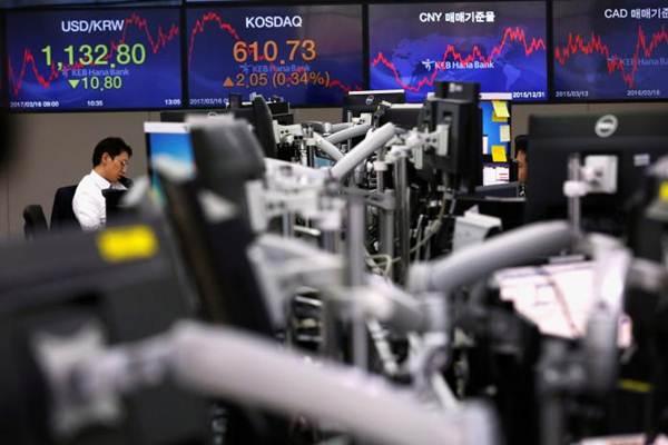 Bursa Korea Kospi - Reuters