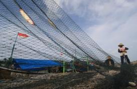259 Nelayan Cantrang Di Tegal Melaut Lagi