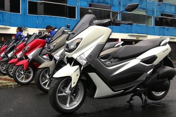 Yamaha NMAX - Antara