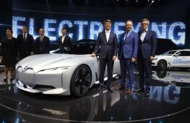 Demi 25 Mobil Listrik, BMW Alokasikan Dana R&D Terbesar Sepanjang Masa