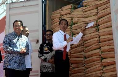 KOMODITAS PENYUMBANG INFLASI : Ironi Surplus Beras di Lumbung Padi