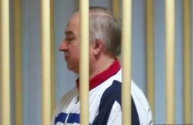 Rusia dan Inggris Saling Tuding Soal Mata-Mata Sergei SKripal