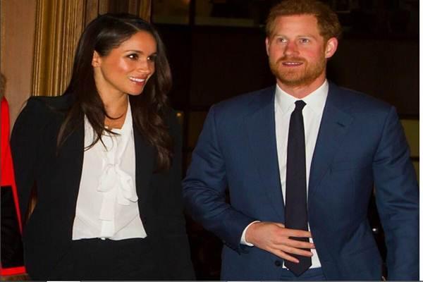 Meghan Markle dan Prince Harry - Instagram