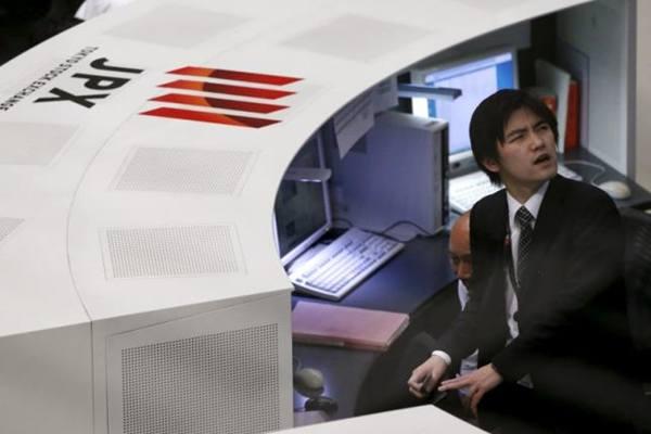 Bursa Jepang. - .Reuters
