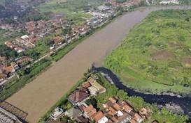 Rumah Di Sepanjang Sungai Citarum Minim Sanitasi