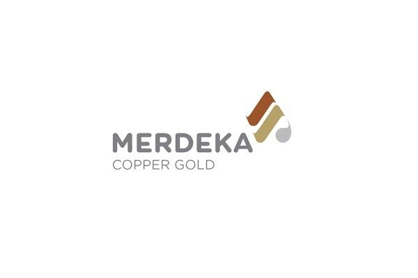 Merdeka Copper Gold.