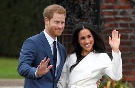 Menikah Mei, Pangeran Harry dan Meghan Markle Undang 600 Tamu