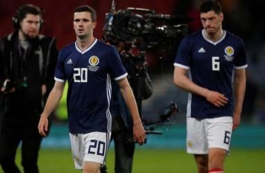 Hasil Uji Coba Piala Dunia, Kosta Rika Sikat Skotlandia 1-0