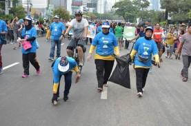 Hari Air Sedunia: 225 Pelari Ikut Run for Water