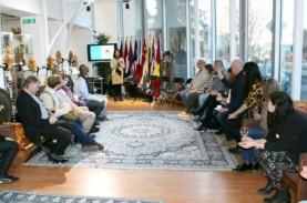 Rilis Indonesia Update, Kedubes RI Gelar Pertemuan…