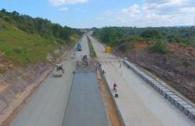INFRASTRUKTUR KALTIM : Proyek Jalan Tol Balsam Dikebut