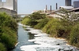 Sandiaga Duga Limbah Busa di BKT Marunda Dihasilkan Industri Rumahan
