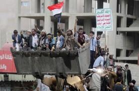 Al-Houthi Tembakan Rudal Balistik Ke Riyadh, Satu…