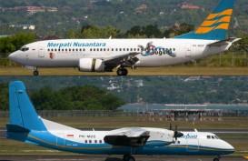 Merpati Nusantara Airlines Optimistis Bakal Beroperasi Lagi