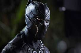 Black Panther Gusur Avengers di Lima Besar Film Terlaris