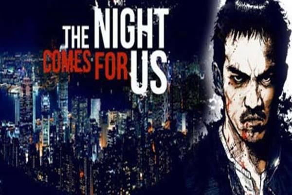 'The Night Come for Us' dibintangi oleh aktor Iko Uwais dan Joe Taslim - Istimewa