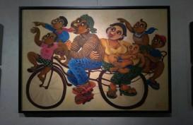 Duta Fine Arts Foundation Hadirkan 63 Karya Perupa Bondan