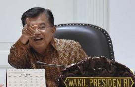 Lapor SPT di Jakarta, Pajak Wapres Jusuf Kalla Sempat Kurang Bayar