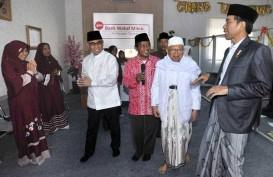 Lihat Pameran Usaha Nasabah Bank Mikro, Presiden Jokowi: Saya Mau Borong