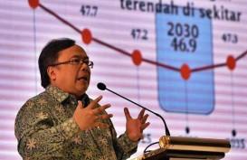 Menteri PPN Bambang Brodjonegoro: Koefisien Gini Membaik, Ketimpangan Kian Mengecil