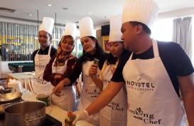 Hotel Novotel Balikpapan Berbagi Resep Rahasia dengan Media