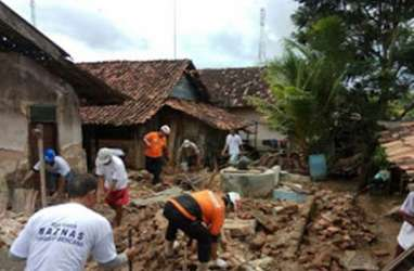 Gempa Guncang Tambrauw, Papua Barat